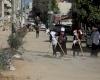 """ضمن مبادرة """"حَ نعمرها"""".. إنجاز فلسطين تُطلق فعالياتها بتنظيف شوراع غزة"""