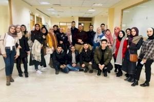 إنجاز فلسطين تعقد التدريب الثاني للشركات الطلابية بالشراكة مع هيئة سوق رأس المال الفلسطينية