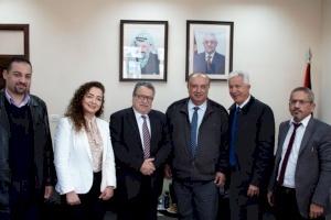 لقاء مشترك بين إنجاز فلسطين ووزارة التعليم العالي والبحث العلمي