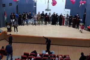 """اختتام فعاليات مهرجان """"يلا ع السيباط"""" في جنين"""