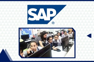 """مشروع (البرمجة) مع شركة """"SAP International """""""