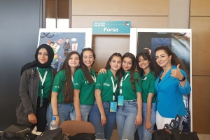 How have INJAZ programs developed the skills of the media student Hanan Mahbouba