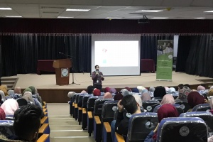 What did INJAZ programs do to develop the students' communication and interconnection skills?