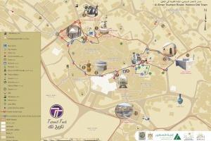 """""""تاريخ تك"""".. طالبات إنجاز فلسطين يطلقن دليل إلكتروني لدعم السياحة الداخلية"""