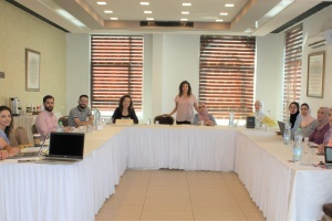 إنجاز فلسطين تعقد ورشة عمل لإعداد خطتها الاستراتيجية للسنوات الخمس القادمة