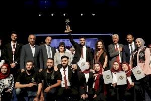 """""""إنجاز فلسطين"""" تختتم برنامج الشركة الطلابية وتُعلن نتائج الفائزين في المسابقة للعام 2021"""